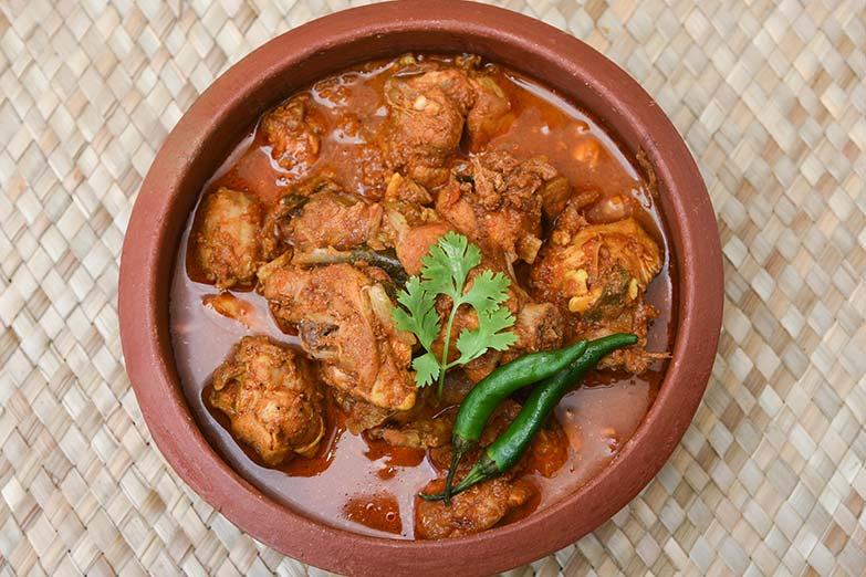 Spicy Chicken ka Salan